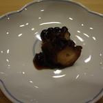 すし北野 - 煮蛸