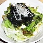 闘牛門 - チョレギサラダ ハーフ