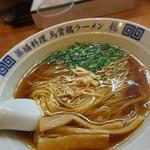 烏骨鶏ラーメン 龍 -