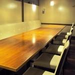 仙台麦羊亭 - 14~18名様の個室。