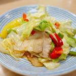 34872885 - 野菜炒め