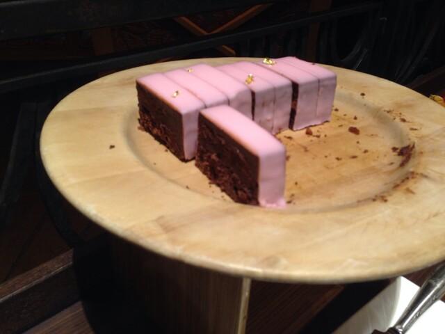スプレンディード - 2015年2月 ビュッフェに行きました♪ケーキだけの写真でスミマセン。