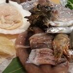 さかなや道場 - 海鮮焼き物のセット