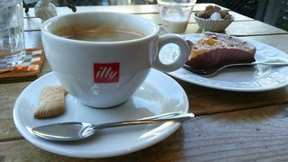 cafe TATI - アップルタルト&コーヒー