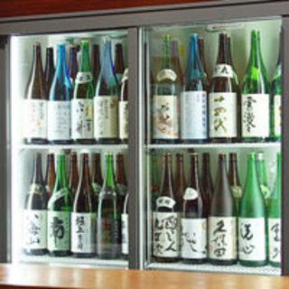 酒好きの方は是非!【品揃えに自信アリ】自慢の酒・酒・酒!!!