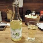 串かつあさひ - 白ワイン