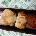 34879650 - 四種類パン