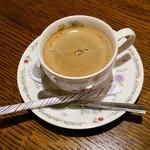 ももやま - ホットコーヒー