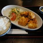 ビバーチェ食堂 - 料理写真:から揚げ南蛮