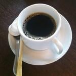 34882279 - 食後のコーヒーです。