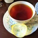 モンブラン - 紅茶