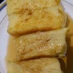 34882494 - これがオークラ伝統のフレンチトースト……
