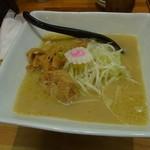 日本晴れ - 三河式鶏白湯醤油850円