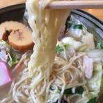 東楊軒 - 麺細い