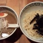 鯛だしそば・つけ麺 はなやま - 濃厚鯛なしつけ麺(H27.2.6)