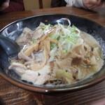 麺屋 さくら - 魚介スタ麺