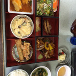 中国料理 頤和園 - 週替りグルメ弁当