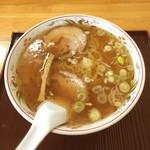 こころ - 料理写真:喜多方ラーメン 650円
