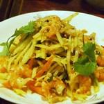 ベトナム料理 福英料理 - 料理写真:パパイヤサラダ