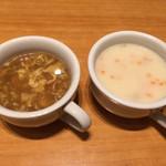 34890968 - スープバーのスープ