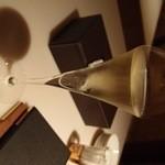 Dining Bar Sui - スパークリングワイン(750円)