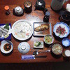 福美館 - 料理写真:晩飯(ビジネス用)あと2品位温かいモノあり。