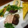 オステリア・イル・カスターニョ - 料理写真:前菜盛合せ