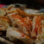 明治サービス - たらば蟹