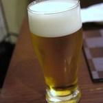 La Coccinella - 乾杯は麦酒=2015年1月