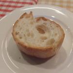 ビストロミモザ - パン