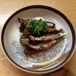 34896770 - ホータレ鰯梅煮