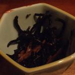 為御菜 - ひじきの煮物