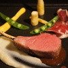オステリア ブッビーノ - 料理写真:仔羊のグリル 数種スパイスのソース