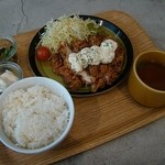 さんるー食堂 - 料理写真:
