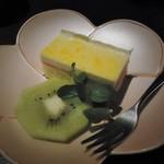 琴平花壇 - デザート
