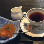 琴平花壇 - デザート・コーヒー