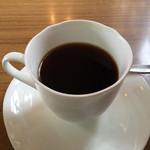 寄鷺館 - ドリンク写真:レギュラーコーヒー¥380