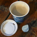 オープンカフェ Common - ホットコーヒー