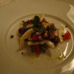 OPIUM - 前菜