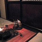 大松屋 - 妖しい個室…