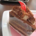 ボヌール・ドゥース - チョコ生ショート