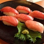 スシロー - 料理写真:近大マグロ980円