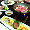 草津ホテル - 料理写真:夕食