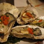 34902553 - 新昌の生牡蠣
