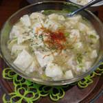 34903535 - 白麻婆豆腐