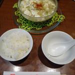 34903540 - 白麻婆豆腐