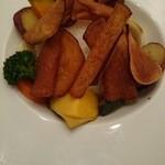 34905222 - 野菜カレー♪