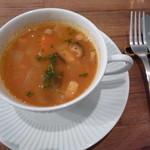 ベケット - セットのスープ