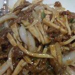 3491542 - 牛肉の沙茶醤炒め