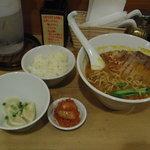 担々麺 ほおずき - ランチ